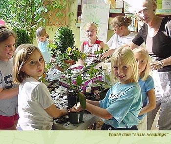 The Garden Club of Georgia, Inc. on